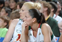 Seattle Storm / Following the Seattle Storm Women's Basketball Team