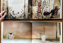Illustrated Books Design