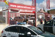 La Guardia Civil desarticula una organización delictiva que comercializaba vehículos con cuenta kilometros trucados