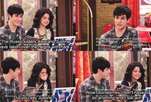 Wizards of waverly place stuff