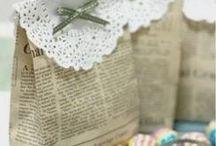 Упаковка / Как красиво упаковать подарок