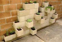 Gardening -planter ideas