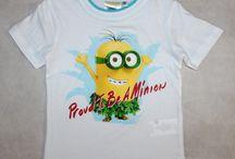 Minions gyerekruhák / Minions gyerekruhák széles választékban. Gyors szállítással.