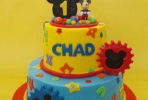 Birthday ideas for boo boo / by Tandi Thomason-Dean