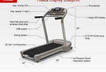 Yowza Home Treadmills