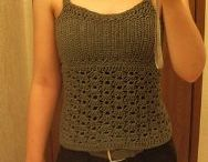 Crochet - Adult Clothes
