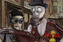 Steamfantasy II / todas las cosas que pasaran o a pasado en el evento de SteamFantasy II