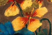 Why paint flowers? / by Sharon McCartney