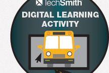 Digital Learning / Recopilación de recursos de TIC´s en el ámbito educativo, flipped education, educación 2.0, RRSS