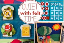Quiet / Activity Books / by Leslie Thuleen
