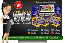#AffiliateMarketing Academy #VideoTutorial Pack by @Toluaddy RT...