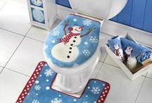 CHRISTMAS:  Snowman / by Sue Buchholz