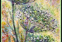Bloemen / Schilderij