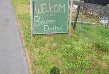 Boerendoolhof Leimuiden / Vandaag was de opening van het boerendoolhof in Leimuiden door een mistery guest