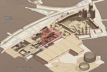 Urbanisme illustrasjon