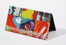 Printed Folded Cards Online / Get your folded cards printed online by CardsMadeEasy. Folded cards are preferred over single or double sided business cards as there is more room to give more information about your company.