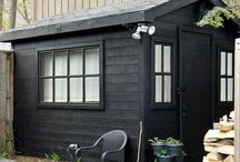 Barns, Garages + Sheds / Outdoor structures that make a statement.