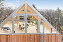 Liste de luxe du jour: maison.3M en Suède avec un toit en verre par Christie's