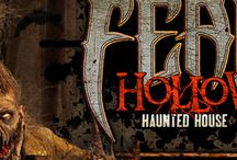Our Favorite Haunted Attractions / Check out one of the haunted attractions that open up in the Fall!