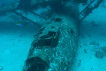 Sea wrecks
