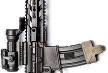 Weapons (modern firearms)