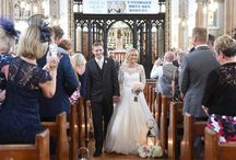 Weddings at St Alban's Church Macclesfield