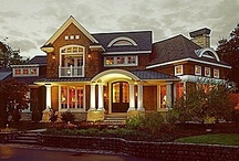 Dream Home exteriors