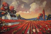 ANTON GERICKE ART