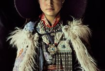 Costumes - Mongolie