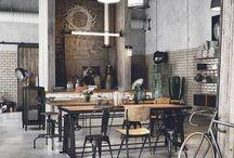 Interior Design | InDusTrial DeSigN