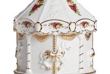 stylowe przedmioty / porcelana, przedmioty użytkowe