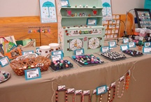 Craft Show Setups / Gorgeous craft show displays to get your creative gears spinning.