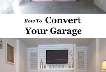Garage conversion