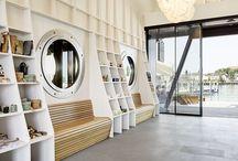 Retail Design / Retail Design by Susanne Fritz Architects