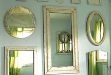 Vintage Mirror Collection