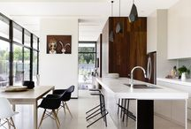 Kitchen inspiration / Kitchen inspiration for your new build or next renovation.