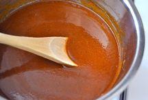 RECIPES / sauces + dips