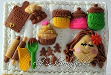 Just for Kristy: Cakes and Cookies / by J Paige Edwards