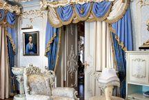 Rococo interiors inspirations
