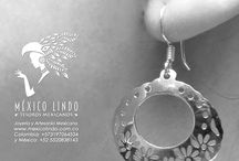 Joyería Mexicana | México Lindo / Tienda en línea. Joyería y artesanía mexicana. www.mexicolindo.com.co https://www.pinterest.es/mexicoeslindo