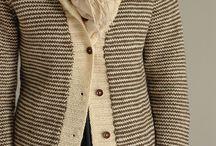 Strikk - jakker / knitting