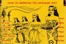 Hawaiian cook book
