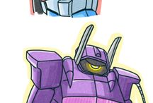 Transformers are love, Transformers are life