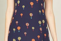 Hot air balloon clothing