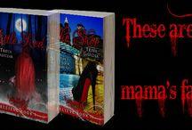 I Write Books! / Books I've written and their cover art...feel free to share ;♥