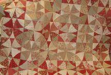Kaleidescope quilts