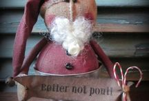 Christmas Craft/Decor / by Kellie Cooper