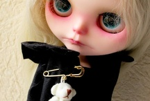"My custom Blythe Doll ""Nora"" / by Naoko Yoshioka"