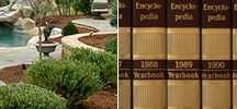 Landscape Design and Architecture / Sculpture can provide critical elements to garden dezign. here are some North Carolina landscape designers.