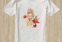Chihayafuru Anime Tshirt